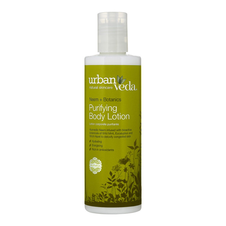 Urban Veda Purifying Body Lotion