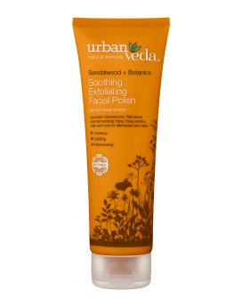 Urban Veda Soothing Exfoliating Facial Polish