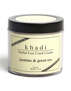 Khadi-Natural--Jasmine-&-Green-Tea-Foot-Cream-with-shea-butter-100gm-buy-in-dubai