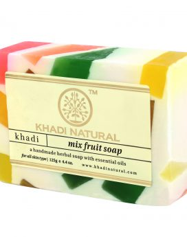 Khadi-Natural-Mix-Fruit-Soap