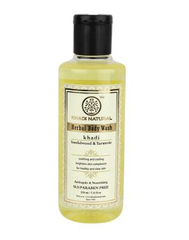 Khadi-Natural-Sandal-&-Turmeric-Body-Wash-Online-store-in-UAE