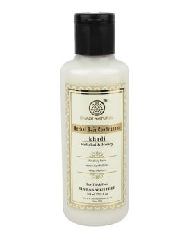 Khadi-Natural-Shikakai-&-Honey-Hair-Conditioner