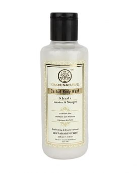 Khadi Natural Jasmine & Mogra Body Wash
