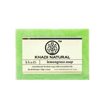 Khadi-Natural-Lemongrass-Soap
