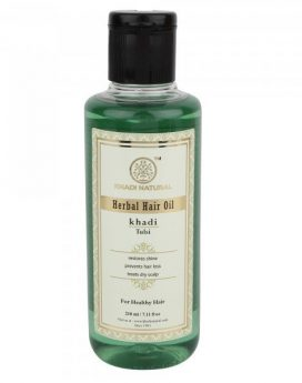 Khadi Natural Tulsi Hair Oil