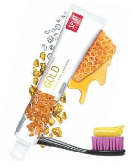 Splat Gold Toothpaste