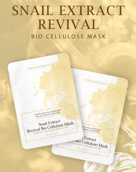 timeless-truth-Snail-Extract-Revival-Bio-Cellulose-Mask-5pcs-buy-in-dubai