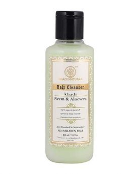 Khadi-natural-neem-and-aloe-vera-hair-cleanser