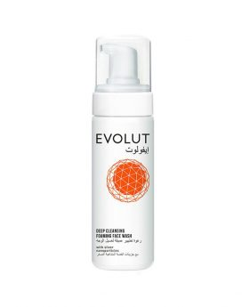 EVOLUT-DEEP-CLEANSING-FOAM-FACE-WASH