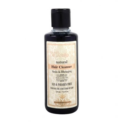 Khadi-Organique-Amla-Bhringraj-Hair-Cleanser-buy-in-dubai