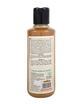 Khadi-Organique-Heena-Tulsi-Extra-conditioningHair-cleaner-Online-price-in-uae