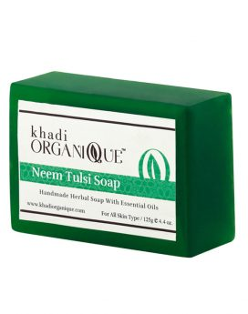 Khadi-Organique-Neem-Tulsi-Soap