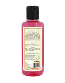 Khadi-Organique-Rose-and-Honey-Body-Wash-in-dubai