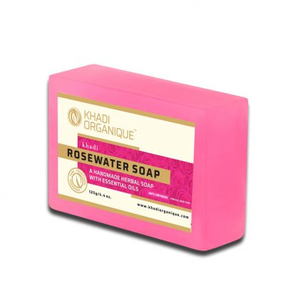 Khadi-Organique-Rose-water-Soap-Online-buy-in-dubai