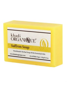 Khadi-Organique-Saffron-Soap-buy-in-dubai