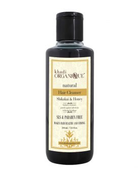 Khadi-Organique-Shikakai-Honey-Hair-Cleanser-buy-in-dubai