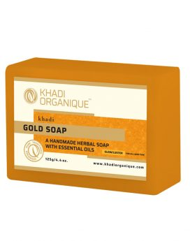 Khadi-Organique-natural-gold-soap-in-dubai
