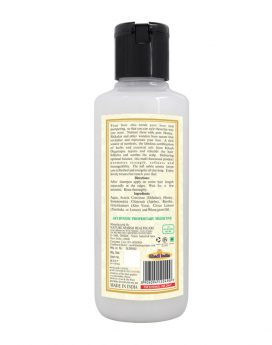 Khadi-Organique-shikakai-and-honey-hair-conditioner-buy-in-dubai